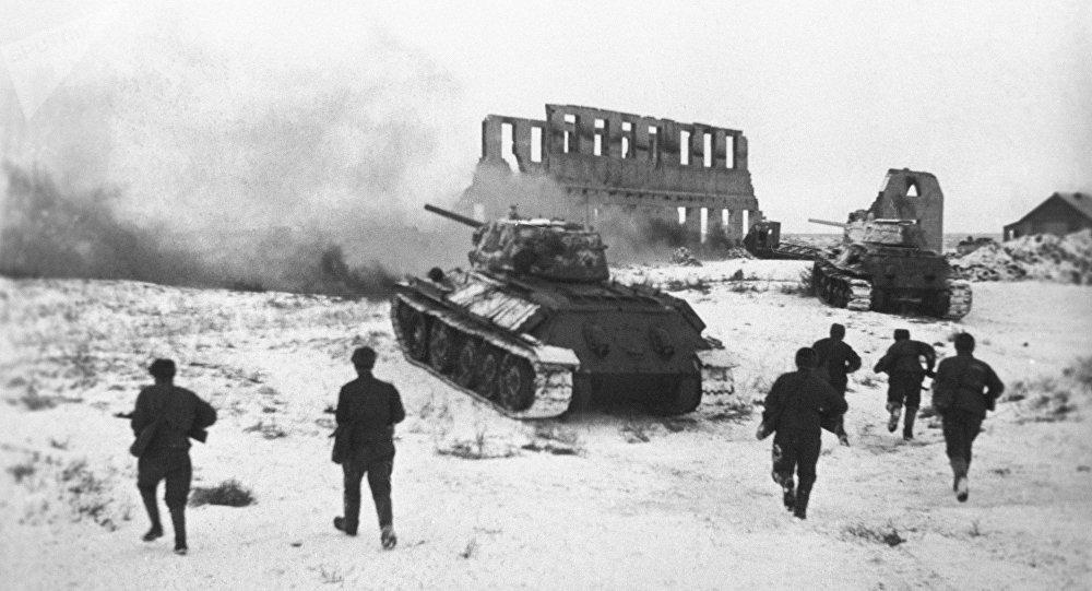 Combattimenti a Stalingrado