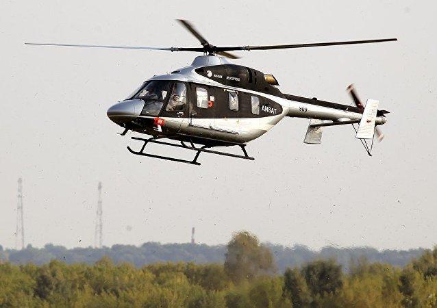Elicottero di ricognizione e attacco Ka-52 Alligatore