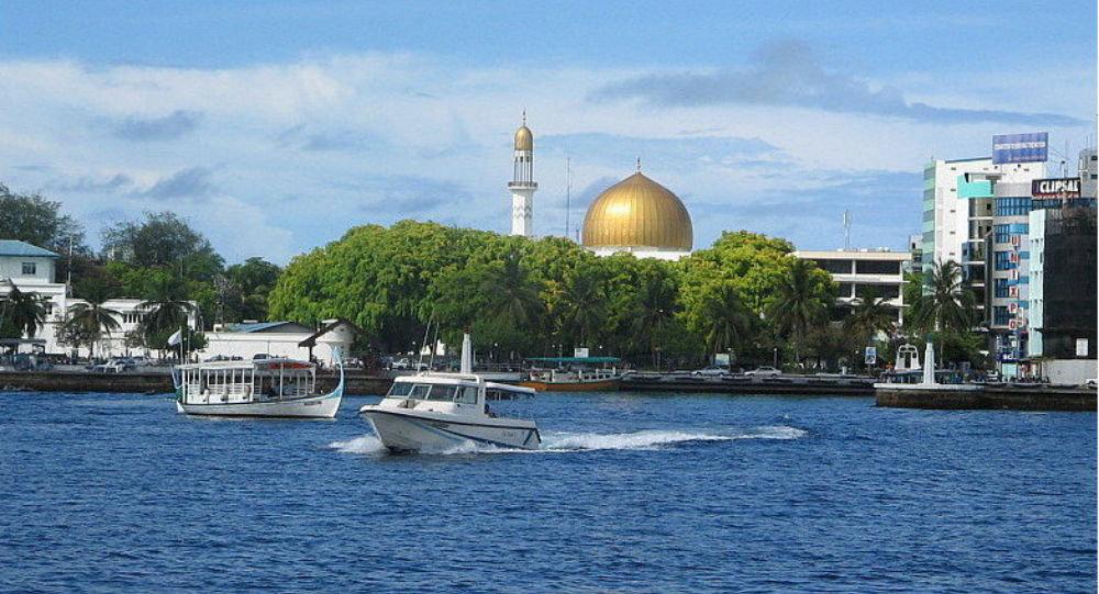 Male, la capitale delle Maldive
