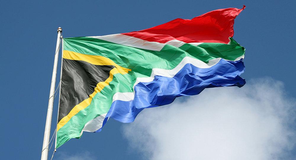 Bandiera del Sudafrica