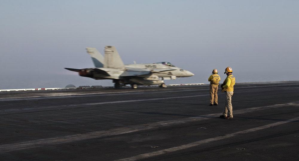 Raid caccia Usa in Siria,