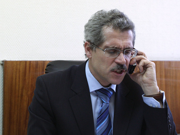 Grigori Rodchenkov. File photo