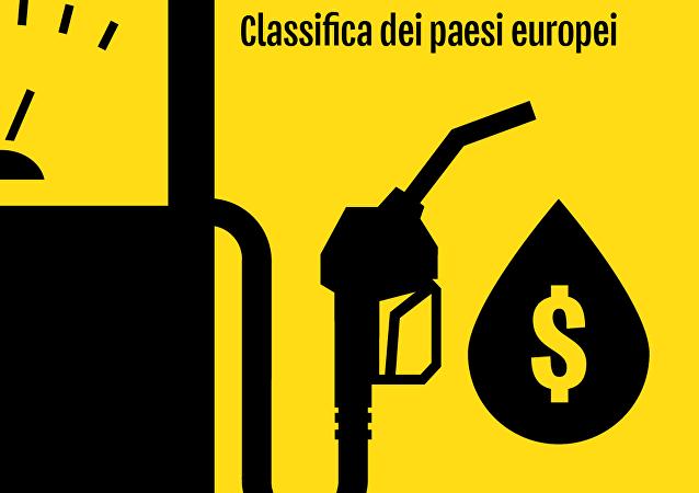 Costi della benzina. Classifica dei Paesi europei