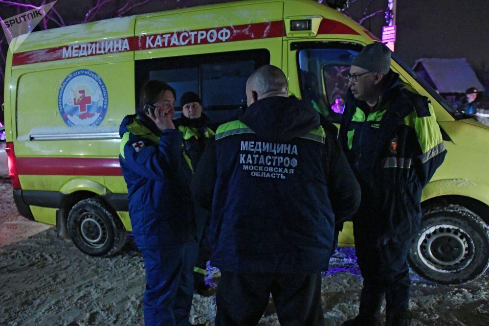 Il capo del governo ha espresso le sue condoglianze per le vittime dell'incidente.