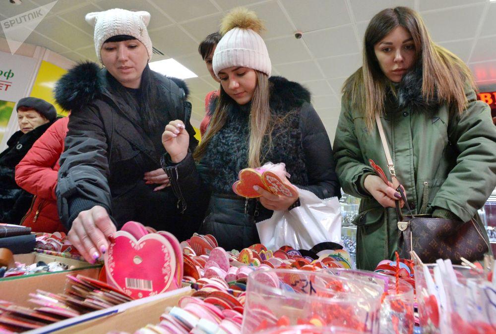 San Valentino in Russia