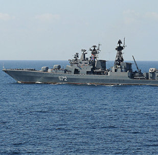 L'antisommergibile Ammiraglio Vinogradov