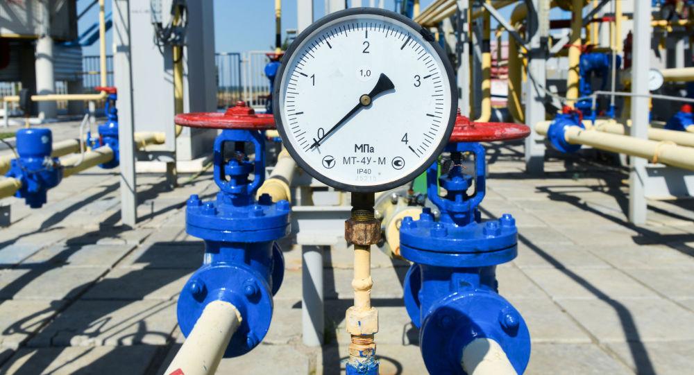Impianto per distribuzione di gas
