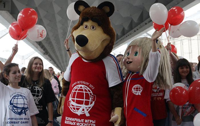 Non solo masha e l orso i cartoni animati russi alla