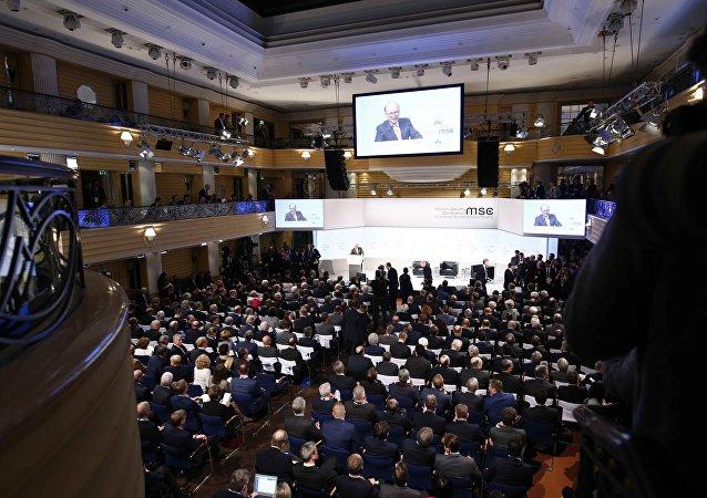 Conferenza sulla sicurezza di Monaco