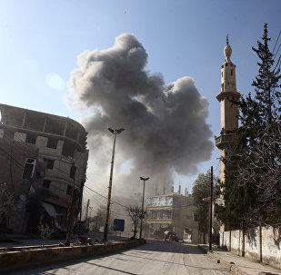 Ghouta dell'est, Siria