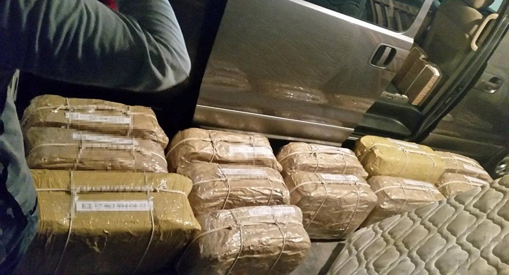 La cocaina trovata nell'ambasciata russa a Buenos Aires