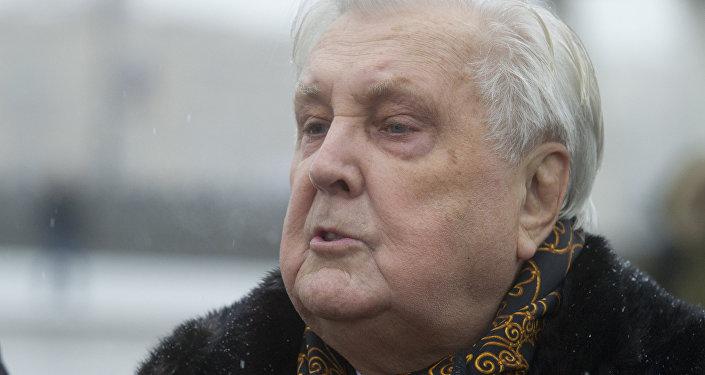 Pittore russo Ilia Glazunov, 2012.