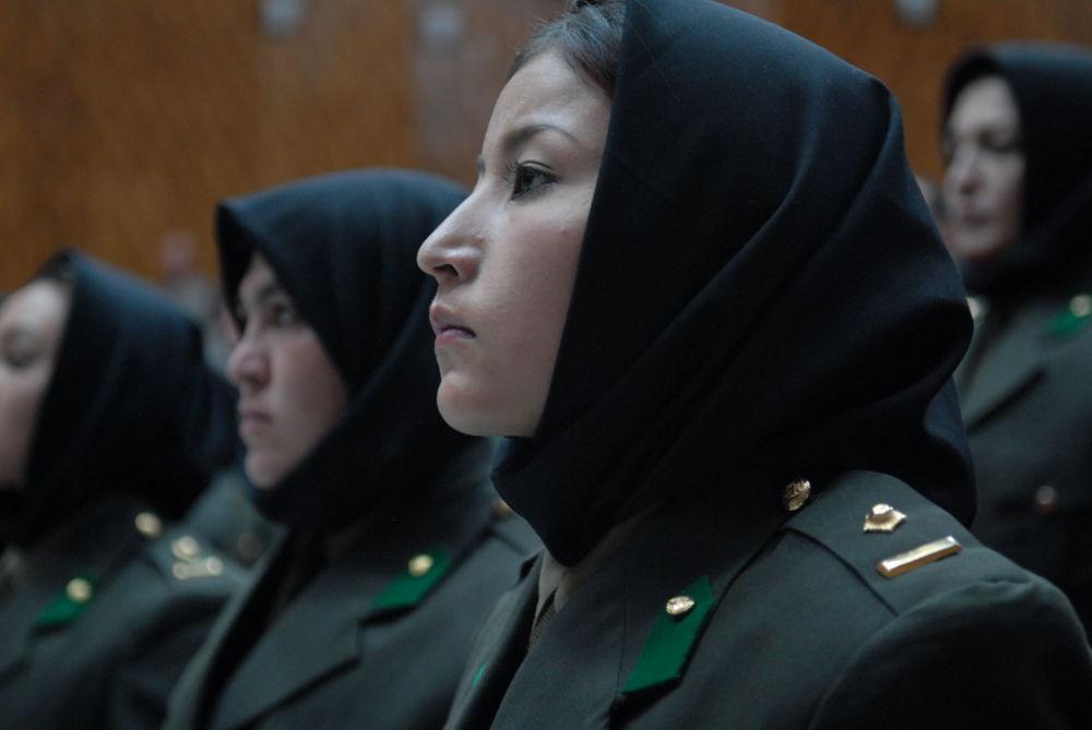 Membri delle Forze Armate dell'Afghanistan.