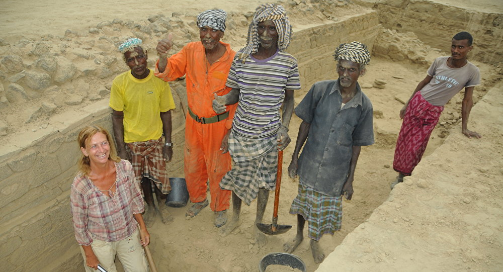 "Italian-Eritrean mission to discover the ""African Pompeii"""