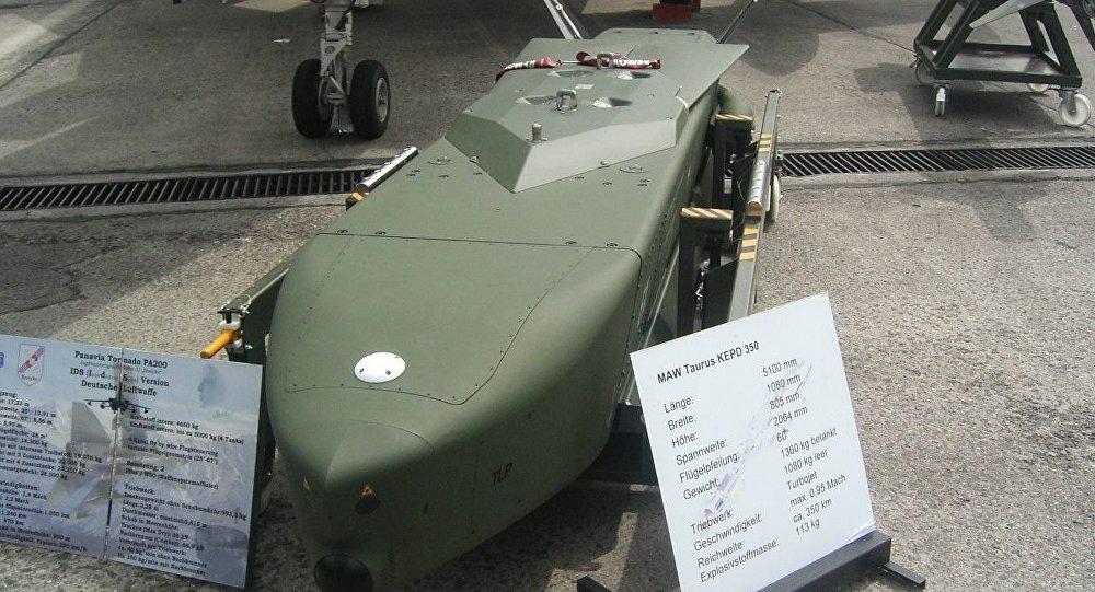 missile da crociera Taurus KEPD