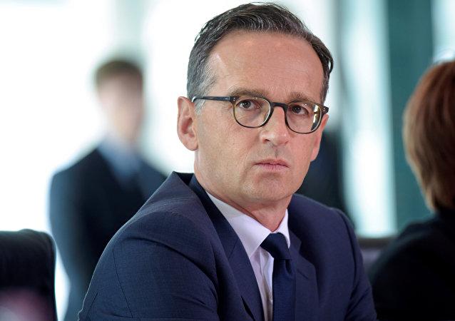 Heiko Maas, ministro degli Esteri della Germania
