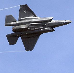 Il caccia F-35