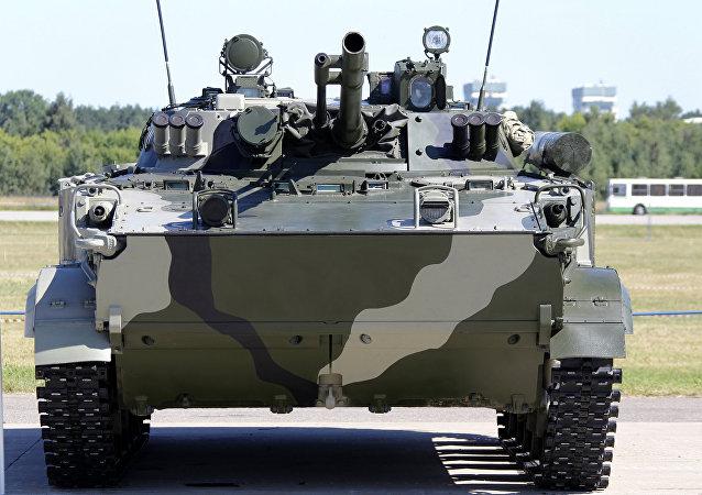 Un BMP-3, evoluzione del BMP-1