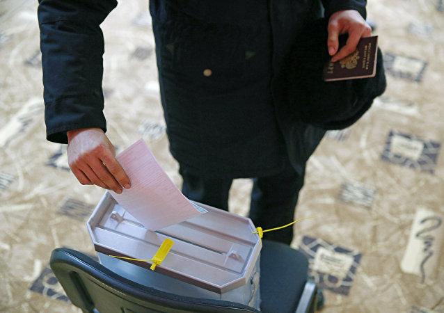 Elezioni Russe