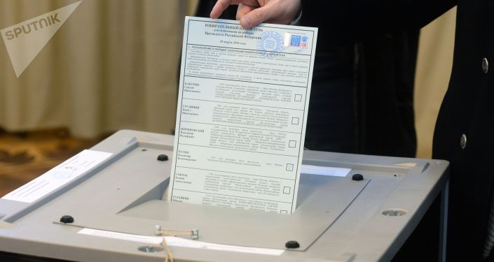 Le elezioni alle presidenziali russe all'estero