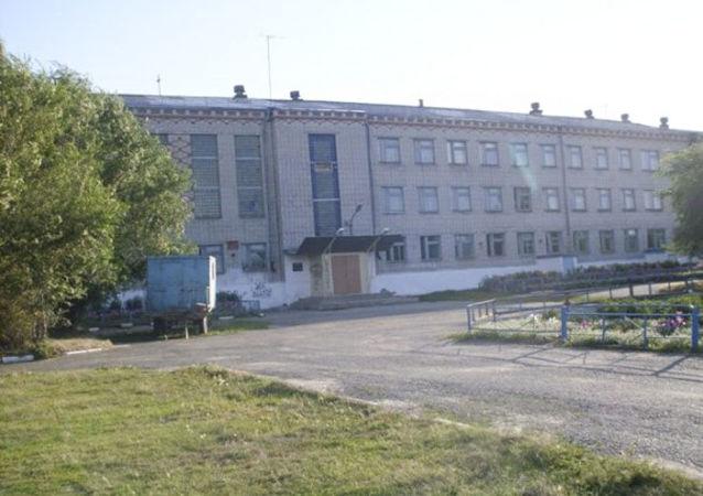 La scuola №15 nella città russa di Shadrinsk.
