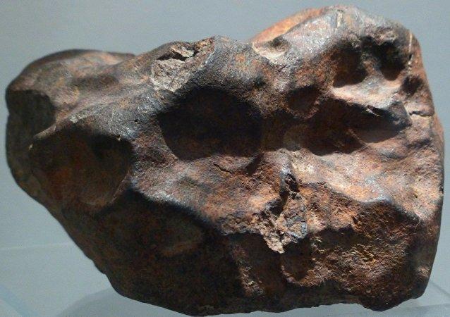 Frammento di un meteorite