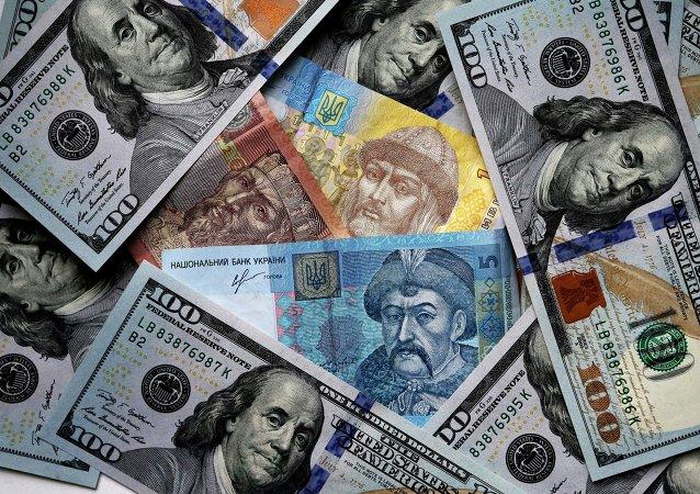 Dollari americani e grivnie