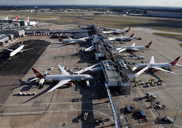 Aeroporto internazionale Heathrow di Londra