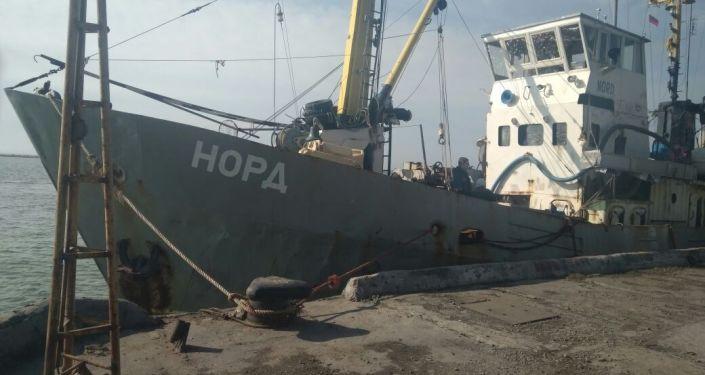 Peschereccio Nord sequestrato dalle autorità ucraine
