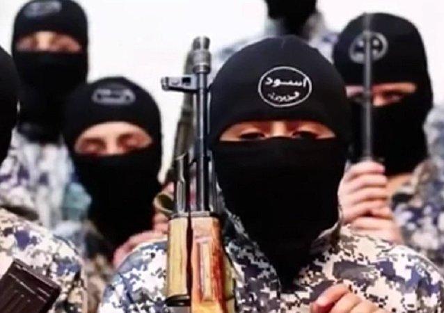 Bambini soldato Daesh