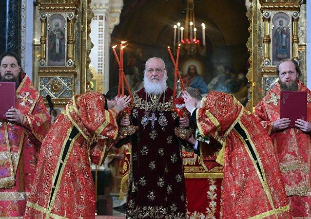 Chiesa Ortodossa Russa
