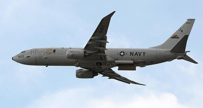 Boeing P-8A Poseidon
