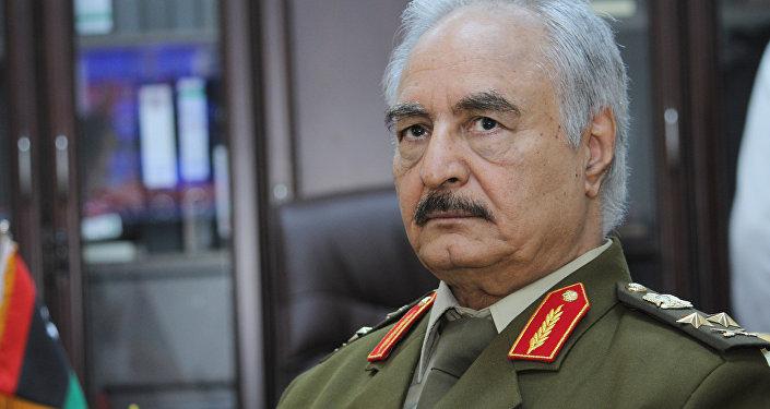 Maresciallo Haftar