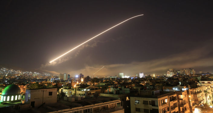 Raid americani a Damasco