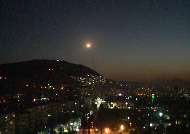 Damasco, raid