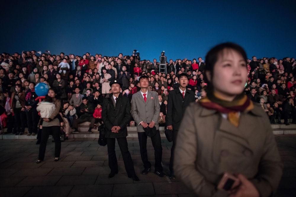 Il giorno del Sole in Corea del Nord