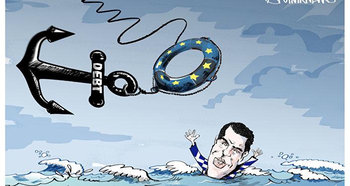 Un salvagente per Tsipras
