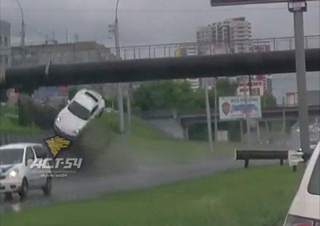 Incidente a Novosibirsk