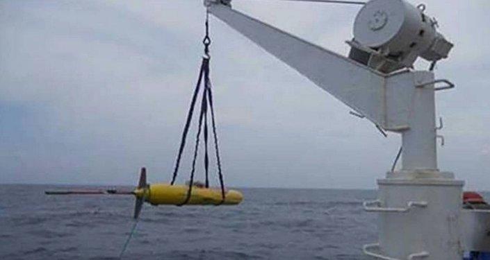 Aliante sottomarino cinese