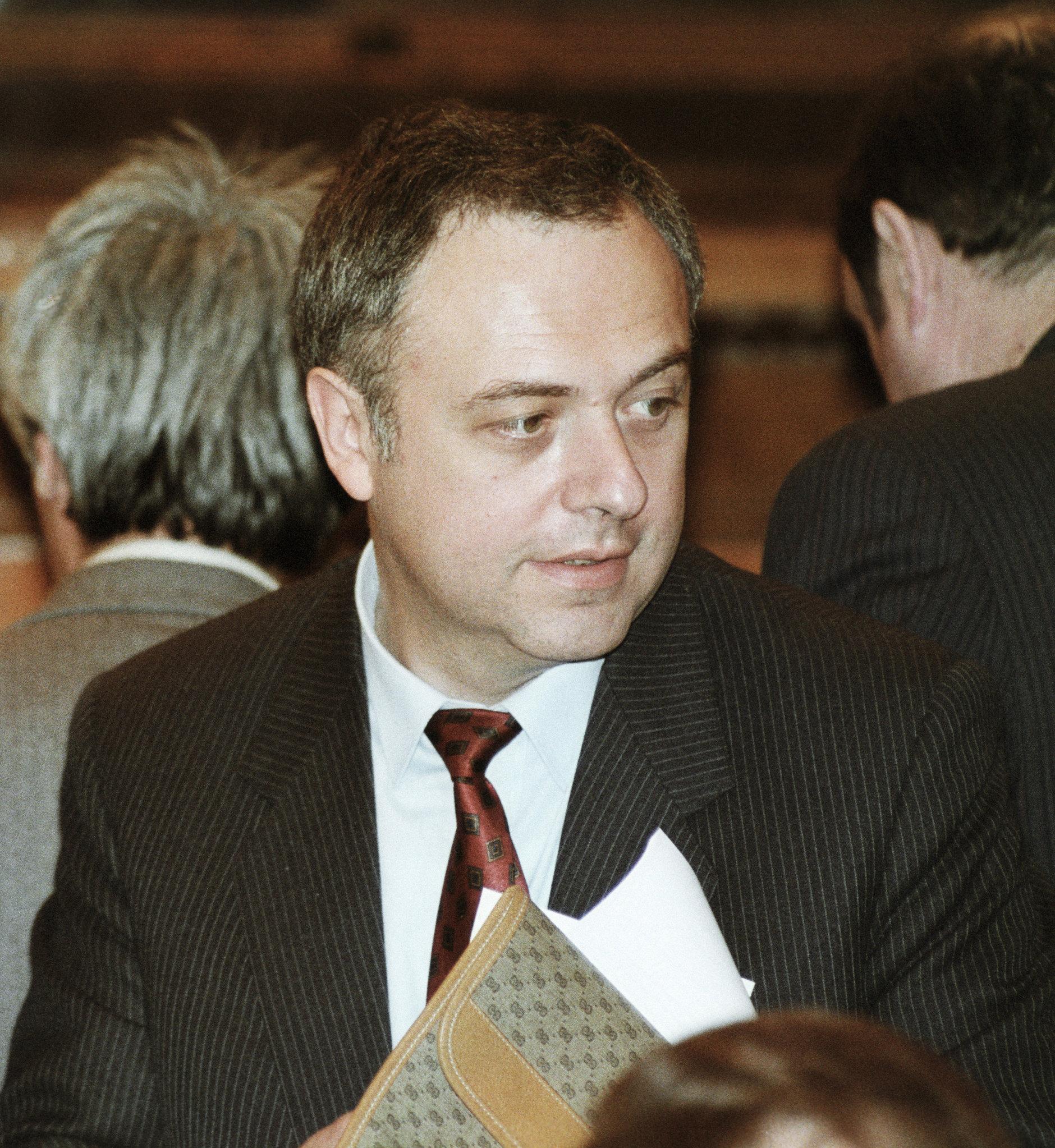 Andrej Kozyrëv (1951 - ), ministro degli affari esteri della Federazione Russa