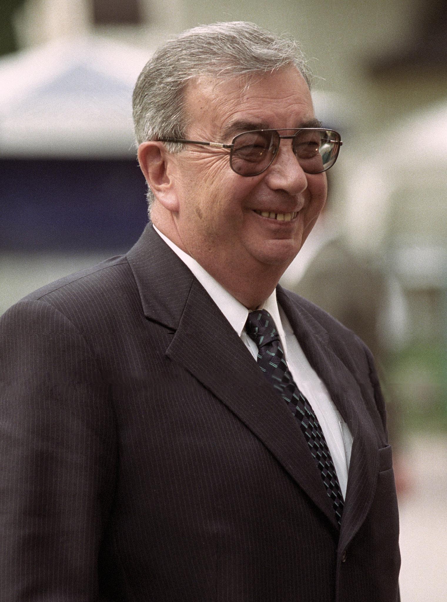 Evgenij Primakov (1929 - 2015), ministro degli affari esteri della Federazione Russa