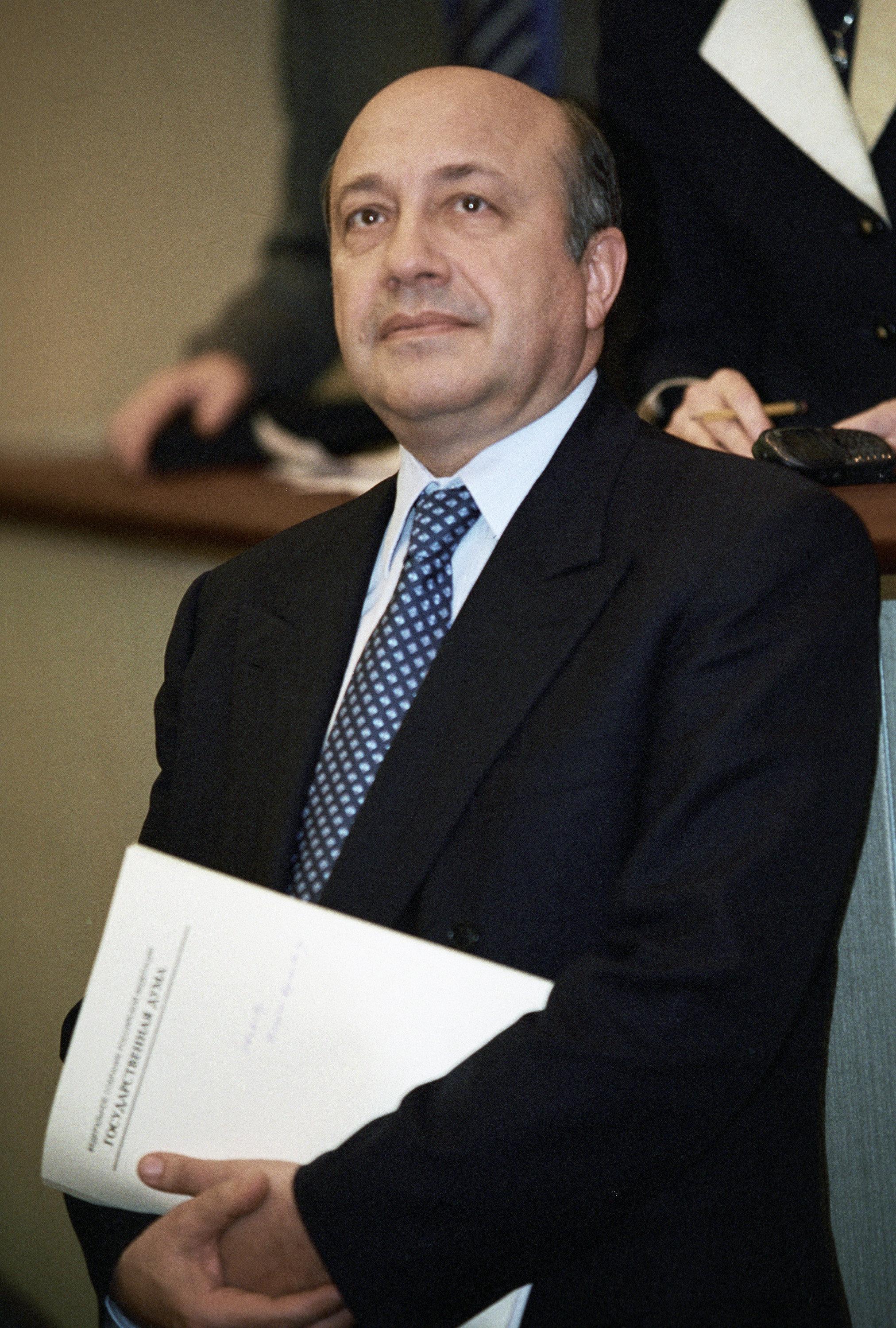 Igor Ivanov (1945 - ), ministro degli affari esteri della Federazione Russa