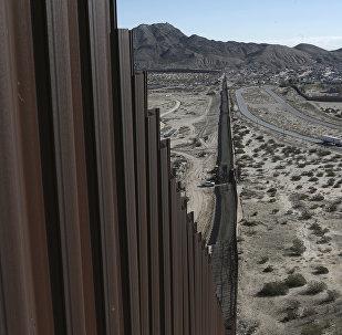 Confine tra Usa e Messico
