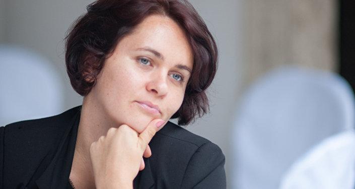 Maria Kuzmina