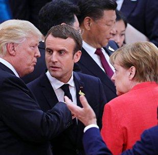 Al Vertice G20 ad Amburgo