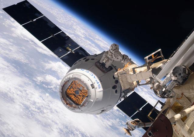Stazione Spaziale Internazionale (foto d'archivio)