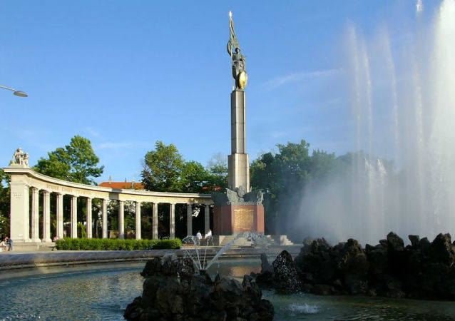 Monumento ai liberatori sovietici a Vienna