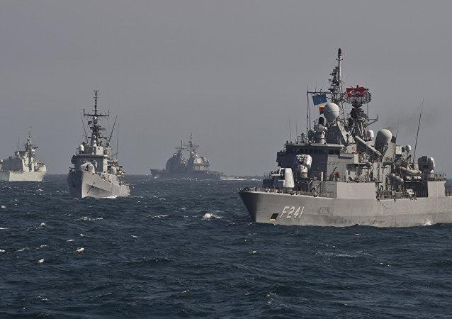 Esercitazioni della NATO (foto d'archivio)