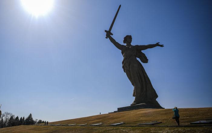 Alla scoperta di Volgograd