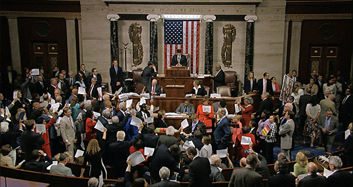 US Democrats House Sit-In Ends: Why Are Lawmakers Supporting a Bad Bill?